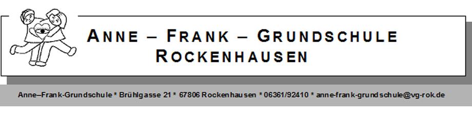 Anne-Frank-Grundschule Rockenhausen